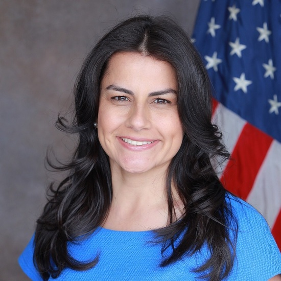 Rep. Nanette Barragán of California