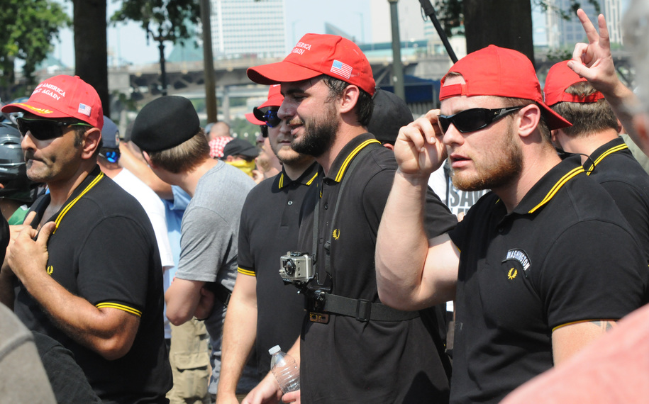 Fire company shut down by Pennsylvania township reopened after repudiating Proud Boys hate group