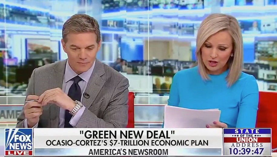 Daily Kos: Fox News Anchors Lose Their Minds After Channel ...