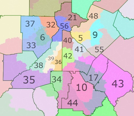 Alternative Districts: Georgia State Senate on kentucky districts map, ohio georgia map, florida map, washington georgia map, nebraska georgia map, connecticut georgia map, north georgia map, kentucky georgia map, south carolina georgia map, europe georgia map, columbia georgia map, united states senate map, new jersey georgia map,