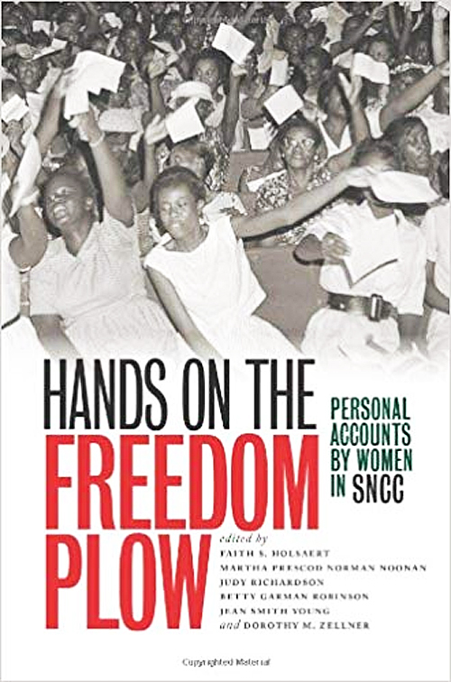 Bookcover: Hands on the Freedom Plow