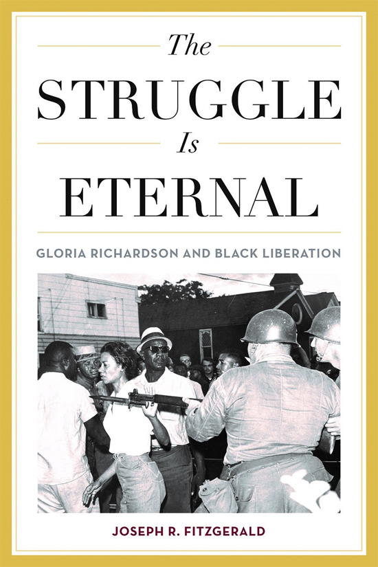 Bookcover: The Struggle is Eternal