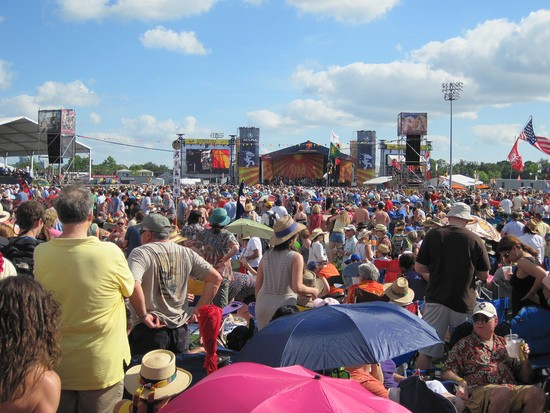 No Jazz Fest >> I Can T Get No New Orleans Jazzfest Satisfaction