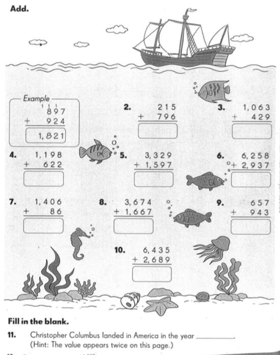 Science Grade: 3rd Grade Math Books Houghton Mifflin
