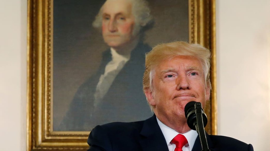Trump Misses Mark … Only Ranks Third In List Of (Worst) Presidents