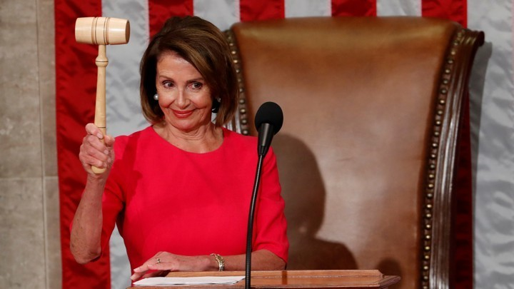 """Pelosi Can Force a Senate Vote on Trump's National """"Emergency"""" and She Should."""