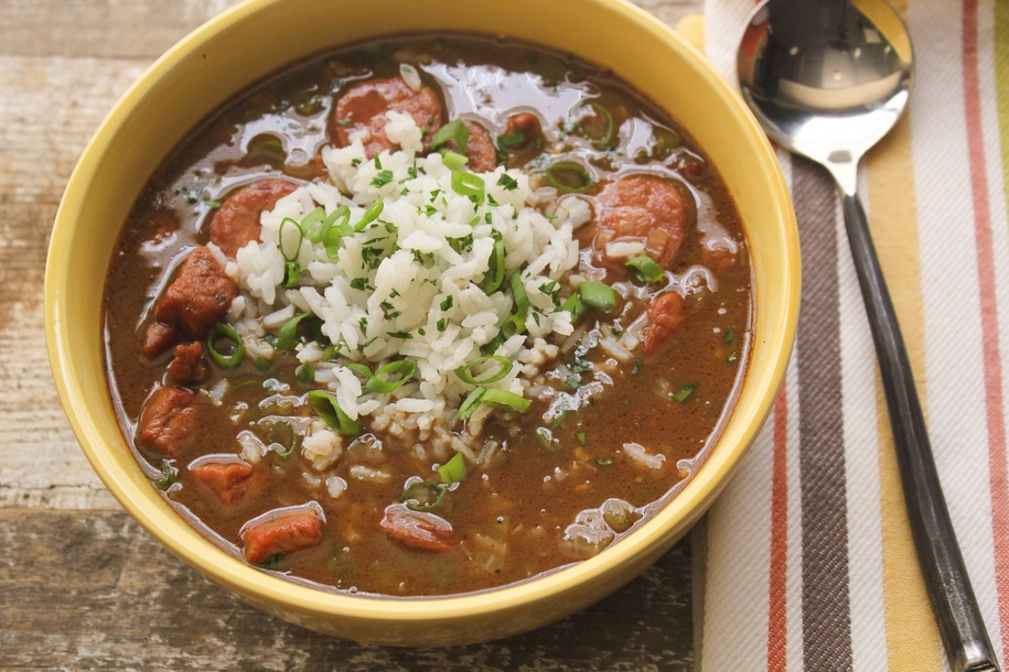 What's For Dinner? v13.32 - Chicken and Sausage Gumbo