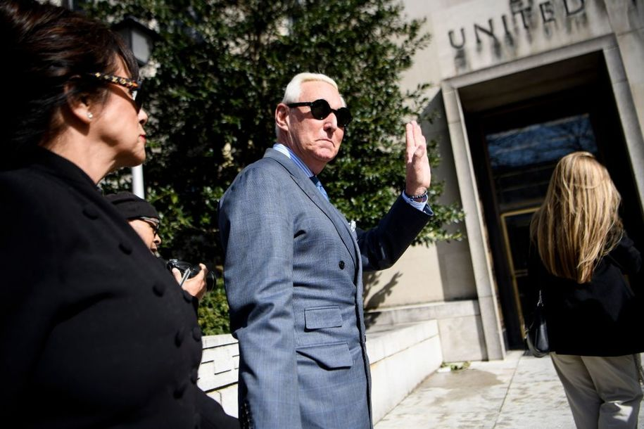 Trump pal Roger Stone invokes Fifth Amendment, declining to cooperate with House Judiciary
