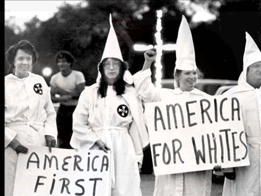 The History of Hate that Americans love to forget