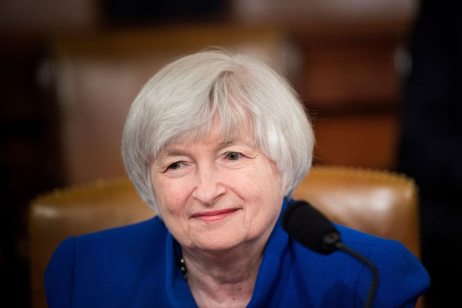 Remember that Janet Yellen as Treasury secretary can address some of the Trump sweetheart deals