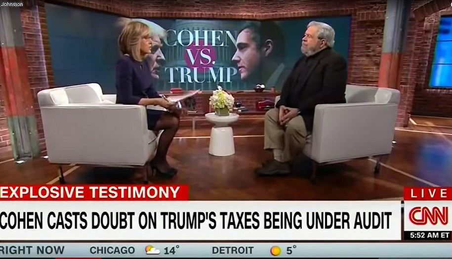 Tax expert who wrote Trump biography says public would be 'shocked' by Trump's true financial status