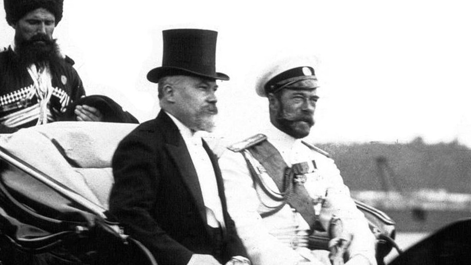 WWI: The Death of Peace- VII. The Republicans Meet the Tsar