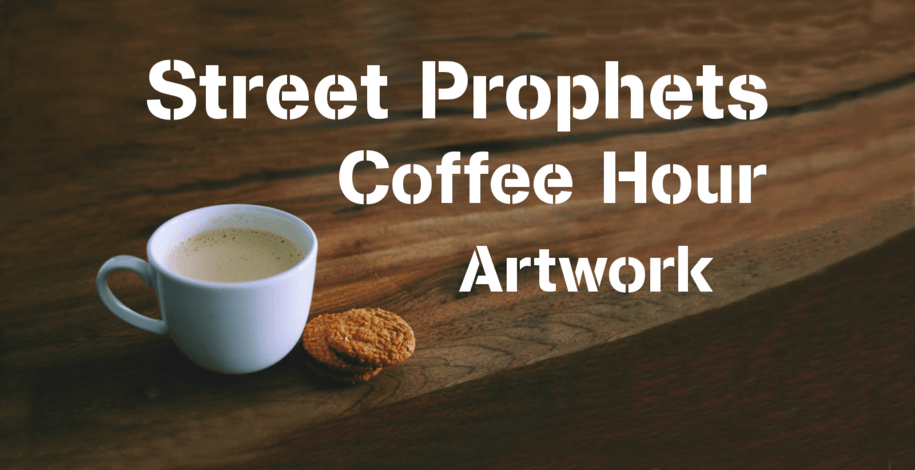 Street Prophets Sunday Coffee Hour: Is There Life Outside of Earth in Our Solar System?