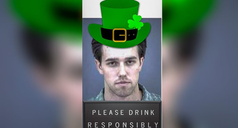 On St. Patrick's Day GOP Insults Beto and Every Irish Person in America.