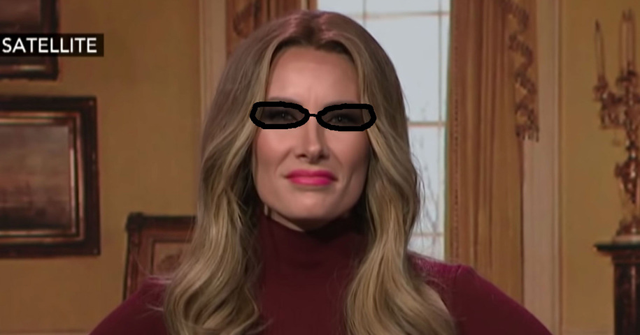 Colbert investigates the fake Melania rumors