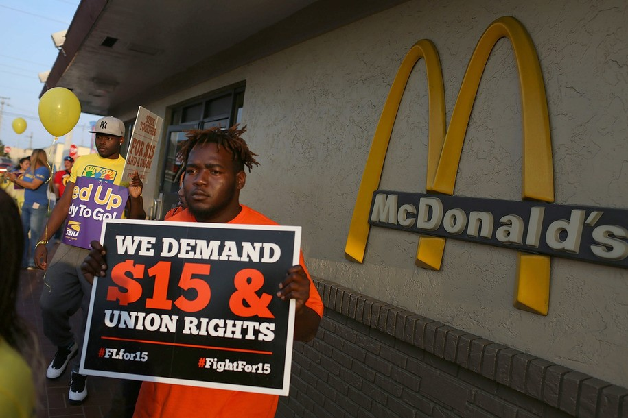 Trump appointees hand McDonald's a win in labor case, this week in the war on workers