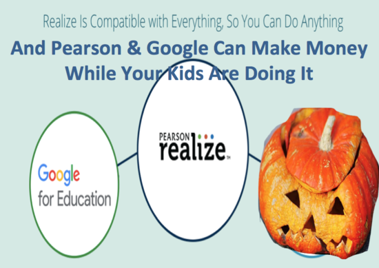 Pearson and Google Partner to Steal the Minds of Children