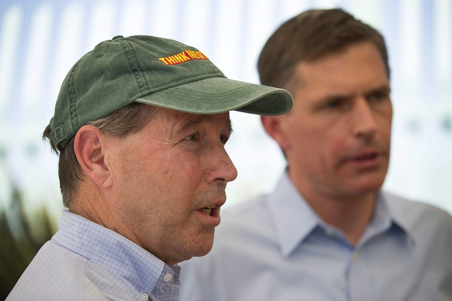 New Mexico's Tom Udall becomes the first Democratic senator to retire this cycle