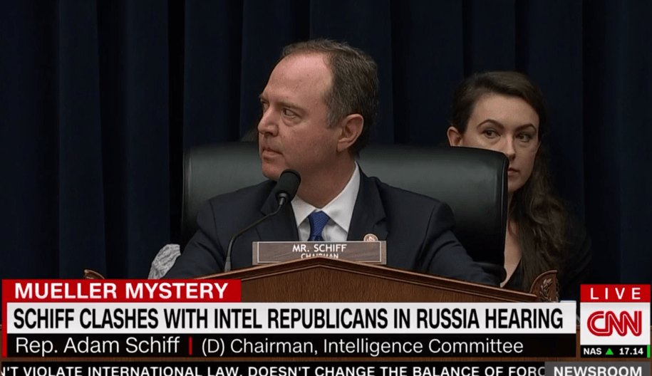 Watch Rep. Adam Schiff deliver over 3 minutes of fire directed at Trump and the Republican Party