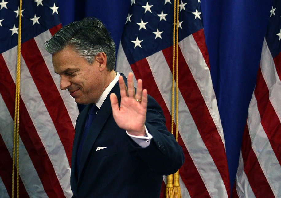 Morning Digest: Jon Huntsman reportedly wants to come home from Russia to be Utah governor again