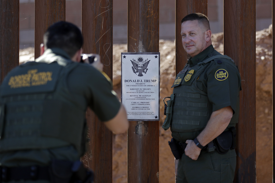 Trump plans revolving slush fund of stolen military funding to pay for his border wall