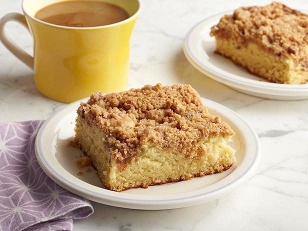 New Day Cafe: Coffee Cake
