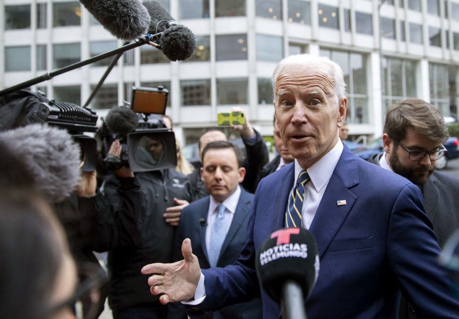 The first Daily Kos Cattle Call of the 2020 Democratic Primary, and yup, Biden has the lead