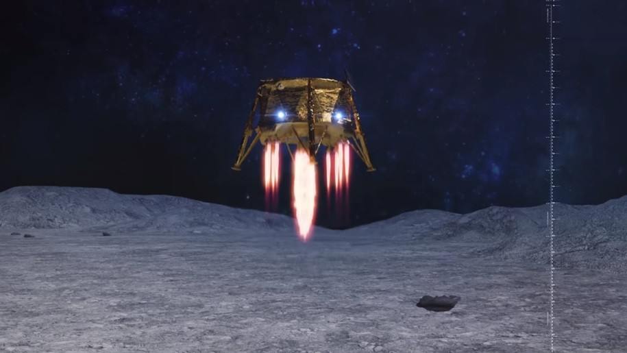 SpaceIL's Beresheet spacecraft lost during attempt to land on the moon