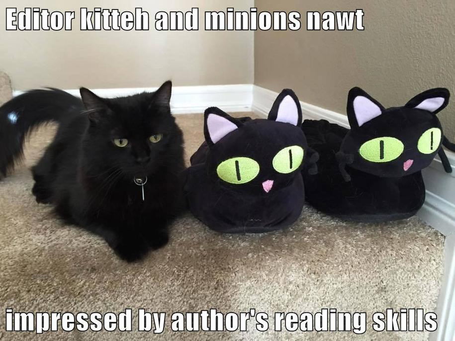 PWB: Fursdai Furries and Feathers: It R Reading Day!