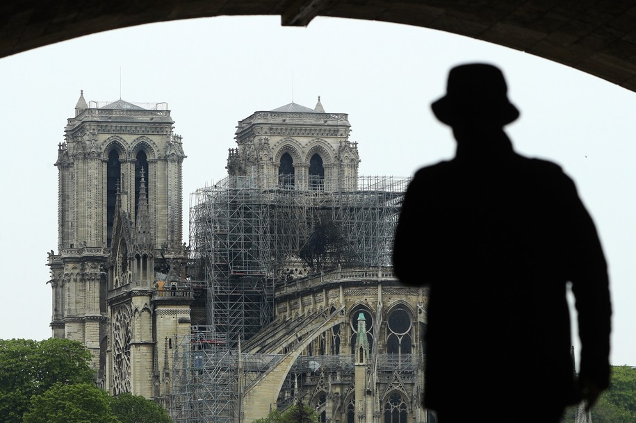 Notre Dame de Paris survives, and will be restored