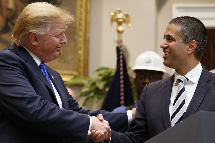 Trump and his FCC announce 'new' plan—which is an old plan—to bring broadband to rural areas