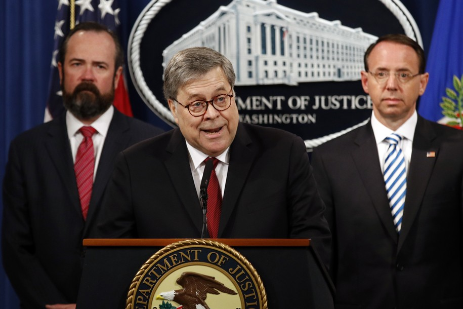 Barr Blows Mueller Report: Everything Changed at DOJ and FBI Today.