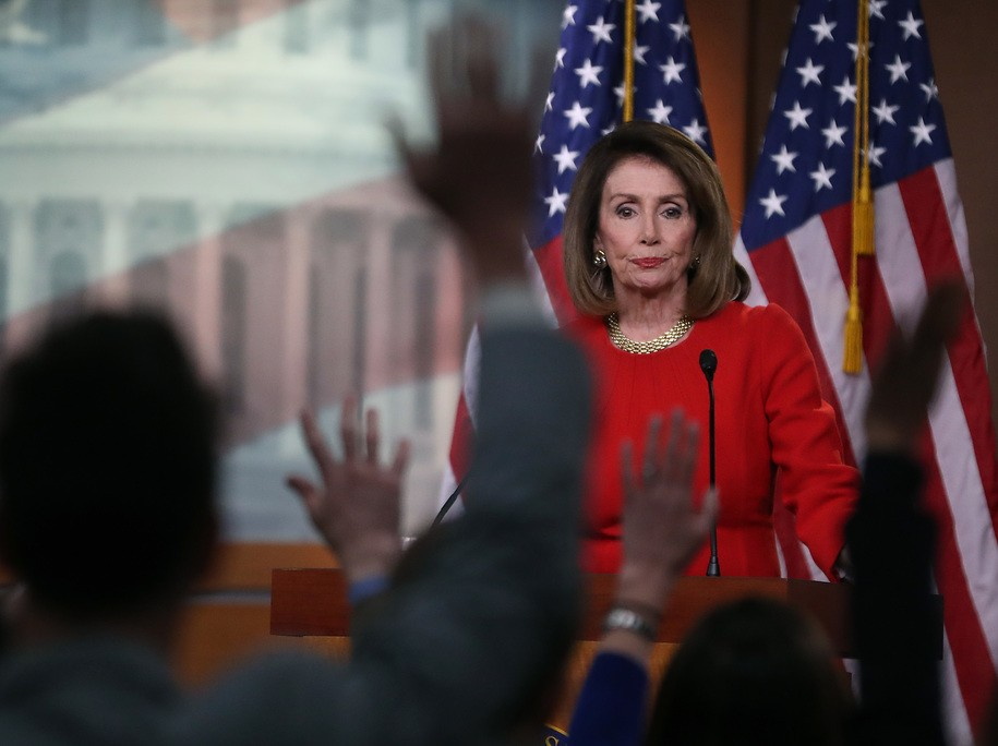 Pelosi: 'I pray for the president and wish his family and staff would have an intervention'