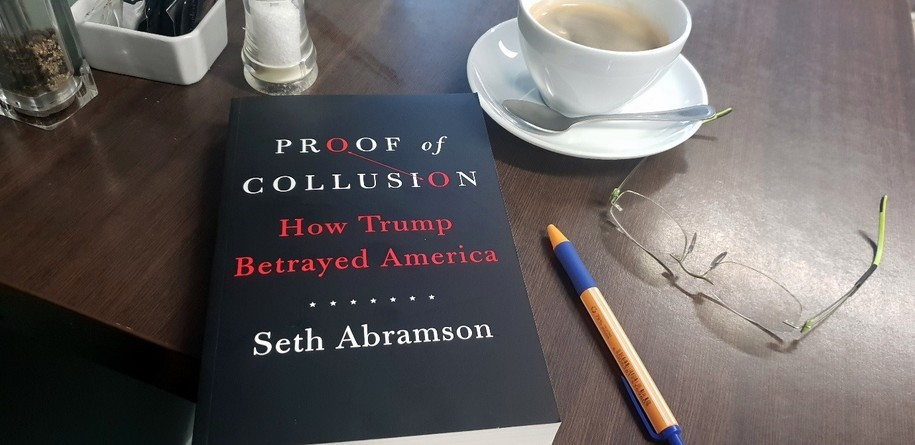 """Seth Abramson Is Pretty Sure The """"Tape"""" Noted in Mueller's Report is THE Tape. He Makes a Good Case."""