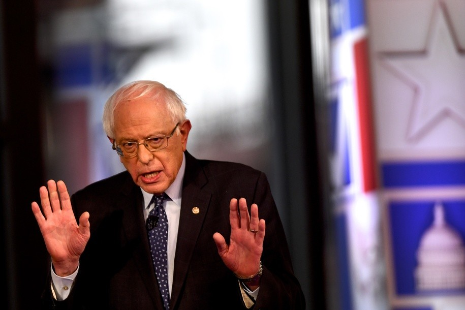 Poll: Roughly 20% of Sanders voters would rather vote for Trump if Warren, Harris, or Buttigieg win
