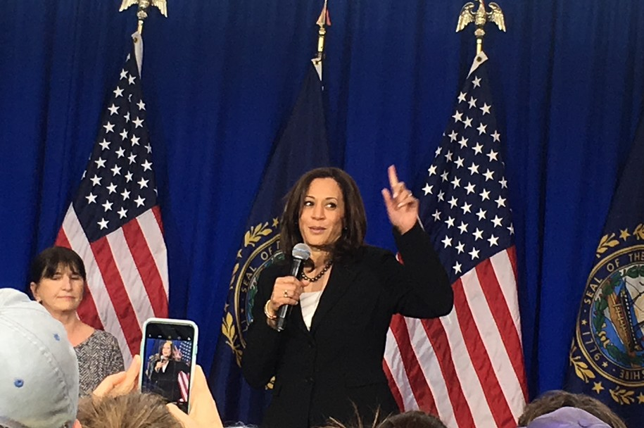 'Sure,' Kamala Harris supports recognizing a third gender option on federal IDs