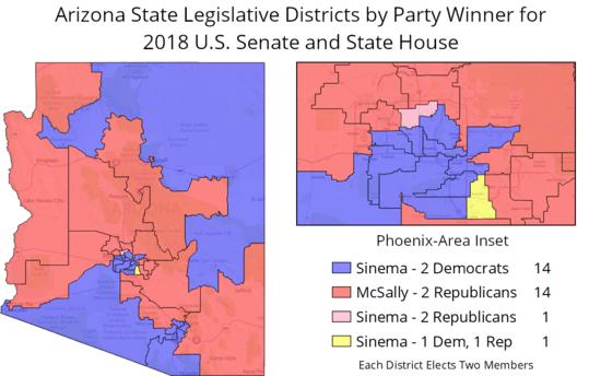 Roadmap For Democratic Victory In >> Arizona S 2018 Senate Race Offers Roadmap For Democrats To Retake