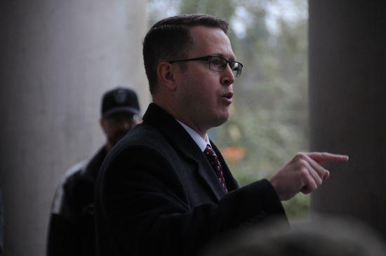 Rep. Matt Shea in 2015