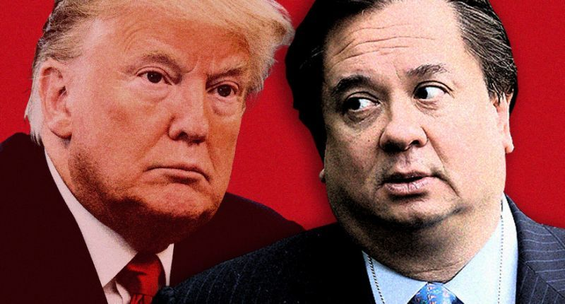 "LOL. George Conway Dubs drumpf ""Deranged Donald"", Now It's Trending on Twitter."