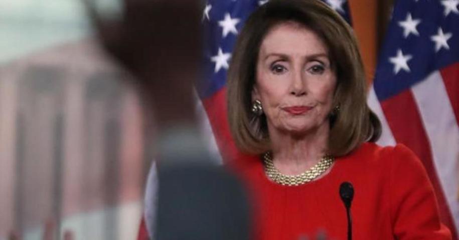 Nancy Pelosi On Barr Testimony