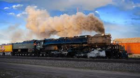 World's largest steam locomotive lives again after six