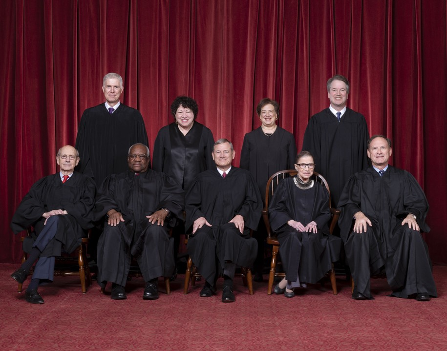 It PAINS me to write this but...rumors swirling about Alito and Thomas possibly retiring