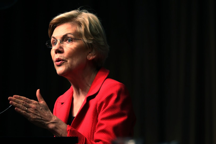 photo image Elizabeth Warren embraces 'big ideas' to fix housing crisis and legacy of racism
