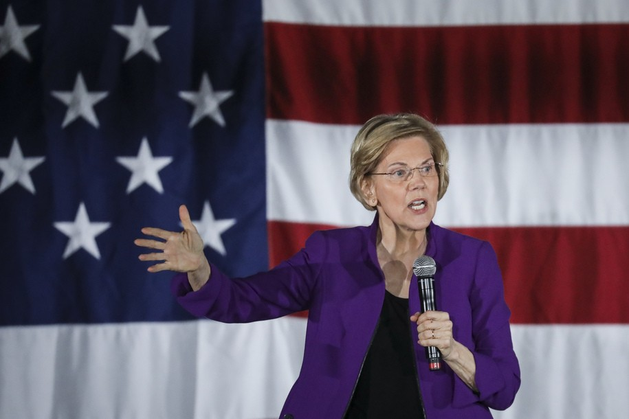 Warren has a plan to fix shoddy veterans housing by holding private developers accountable