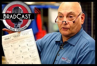 FL's Sancho: 'No Confidence' 2020 Will Be Secure After New 2016 FBI Disclosures: 'BradCast' 5/15/19