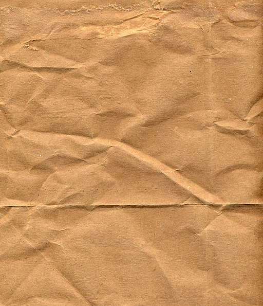 Tuesday Hangout - Ode to the Paper Bag and Other Items of a Bygone Era