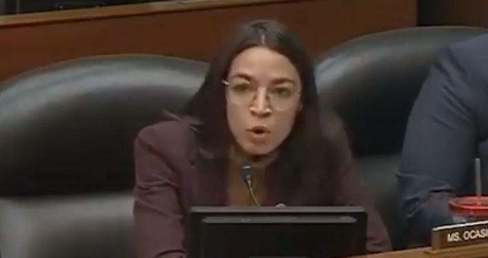 Alexandria Ocasio-Cortez calls out big pharma executive for his corporation's pricing thuggery