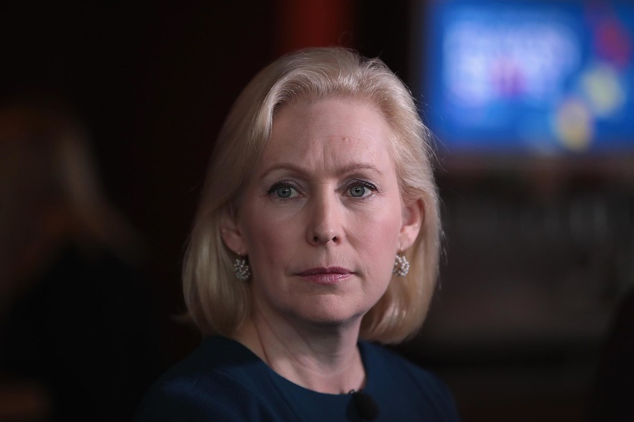 Attacking Sen. Gillibrand right now is everything that is wrong with addressing sexual harassment