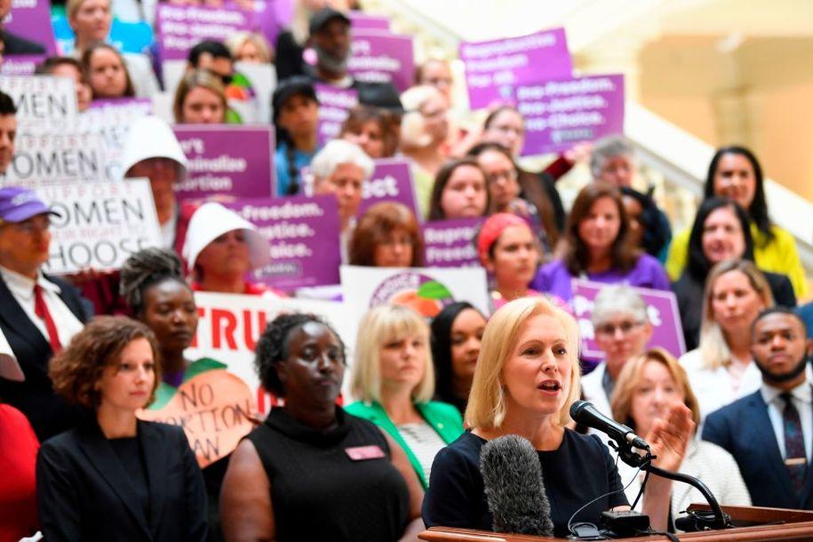 Republicans' radical abortion agenda puts Democrats on offense