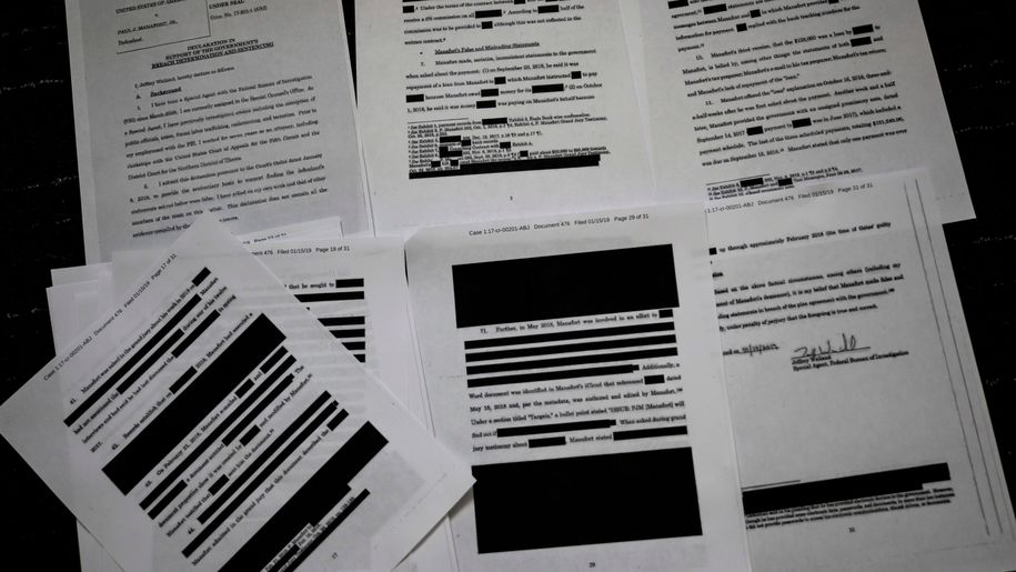 Two names in Mueller Report to be unredacted